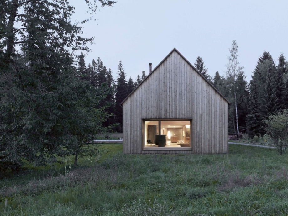 Scandinavian retreat hous am moor for Www hous