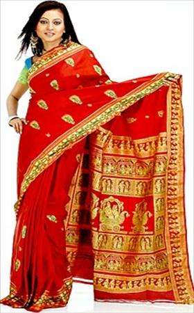 Butidar sarees
