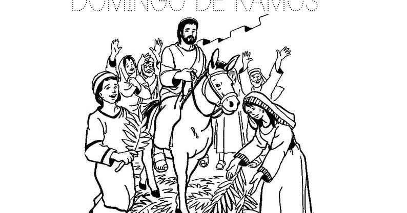 La Catequesis (El blog de Sandra): RECURSOS CATEQUESIS DOMINGO DE RAMOS