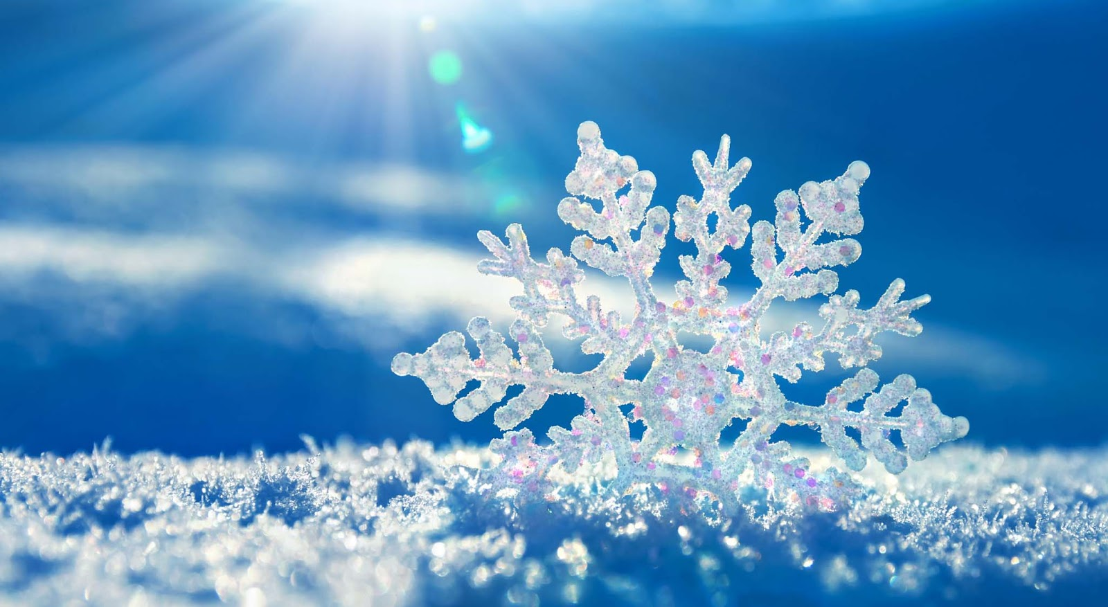 Snowflake,Frozen place.christmas,