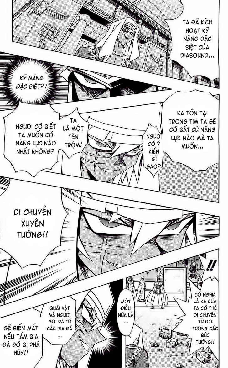 YuGi Oh – Vua Trò Chơi chap 286 Trang 15