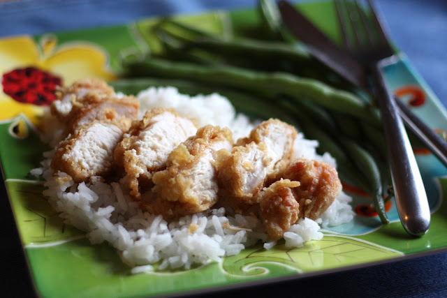 Chinese Lemon Chicken recipe by Barefeet In The Kitchen