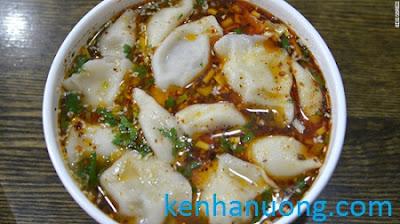 10 món ăn nổi tiếng ở Tây An, Trung Quốc