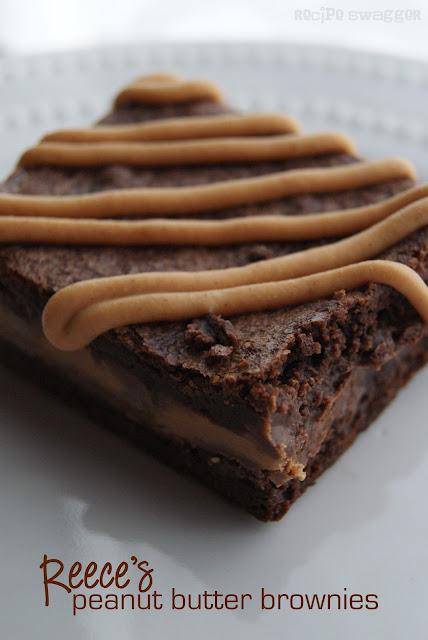 Reece's Peanut Butter Brownies