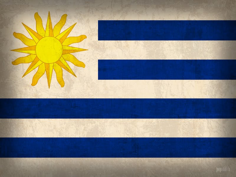 Flags Of The World Are U From Uruguay