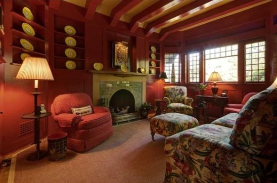 photos of interior of dorrace hamiltons rhode island estate wildacre property