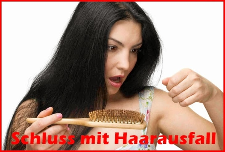 Schluss mit Haarausfall