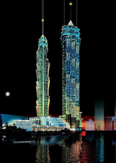 Luxury Hotels In Dubai - azee