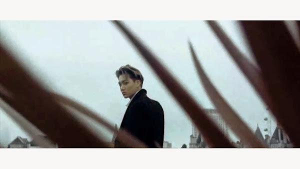 EXO's Kai in EXO Pathcode teaser