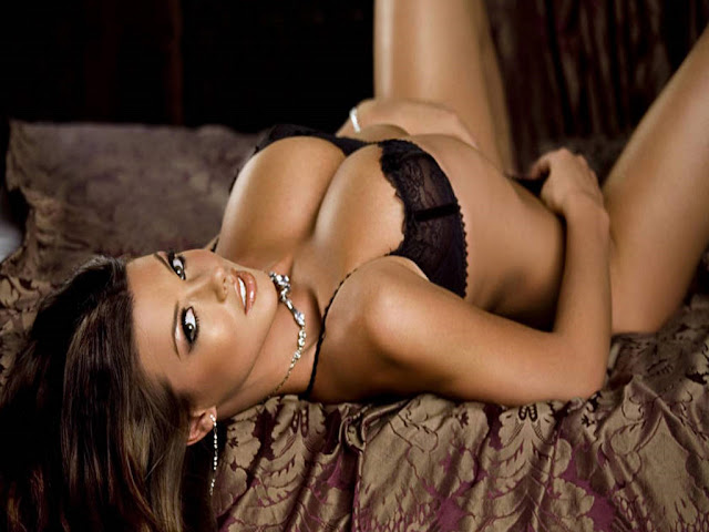 sexy girl wallpaper, hot brunette, alice goodwin