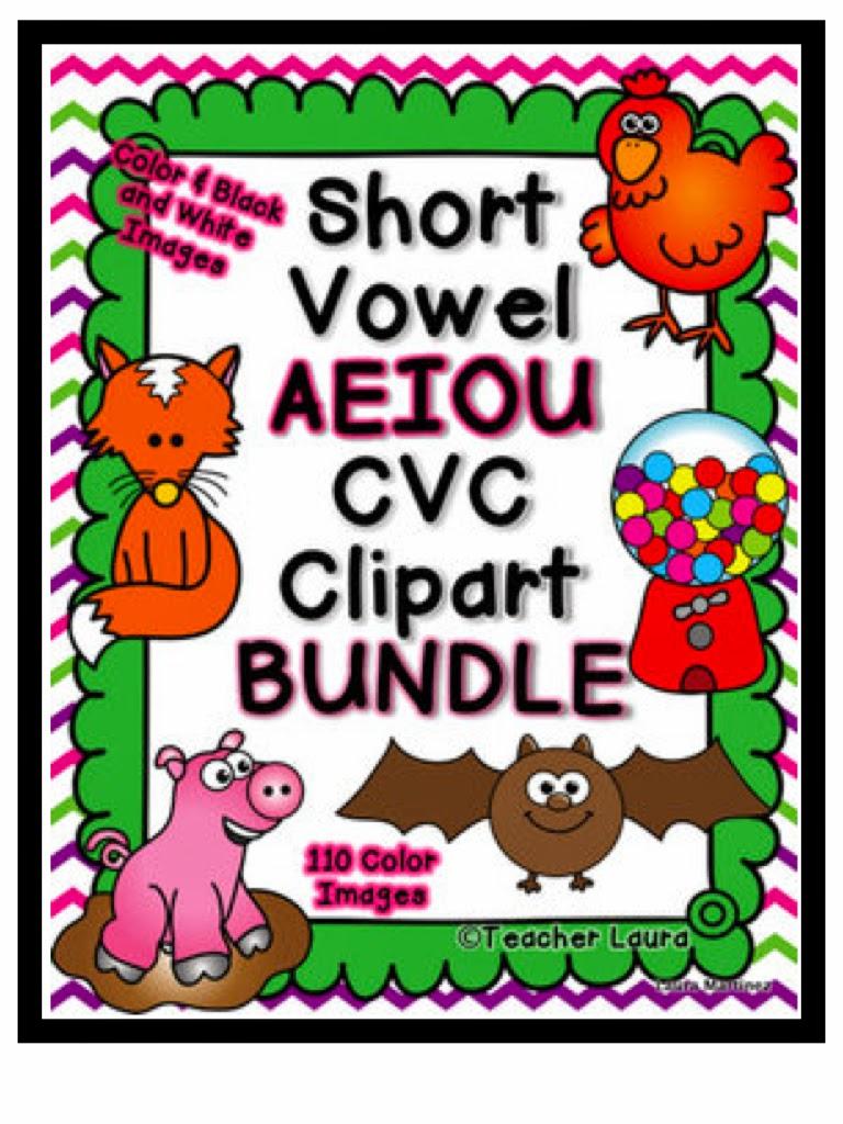 http://www.teacherspayteachers.com/Product/Short-Vowel-CVC-Clipart-BUNDLE-771941