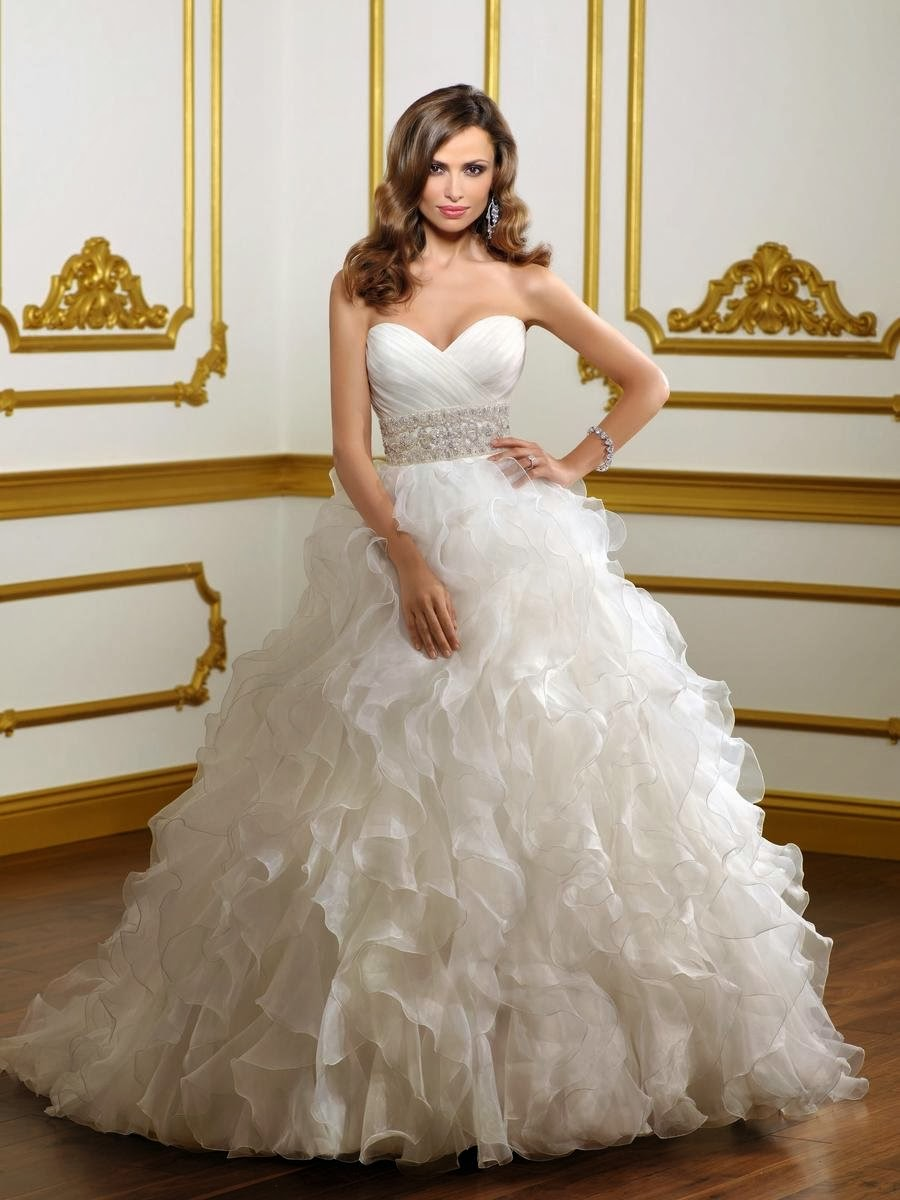 Top 10 Celebrity Wedding Dresses 5
