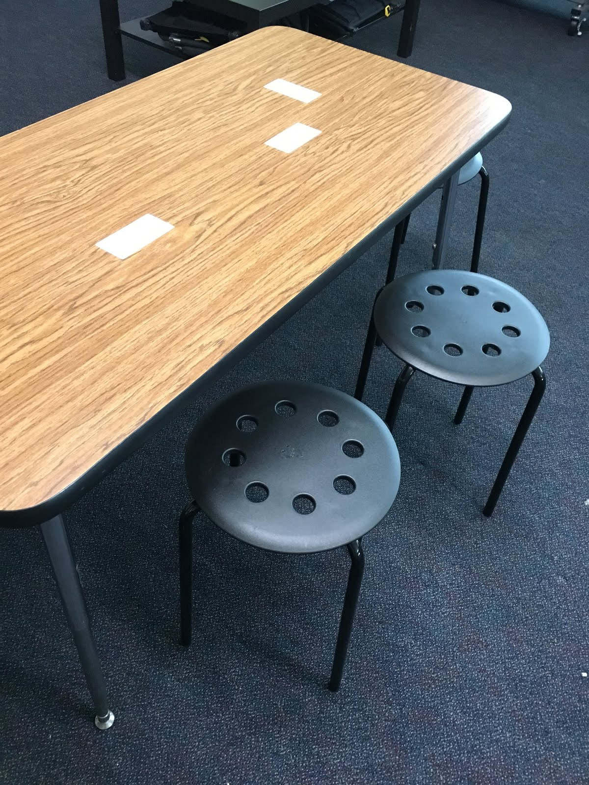 middle school mob flexible seating in middle school. Black Bedroom Furniture Sets. Home Design Ideas