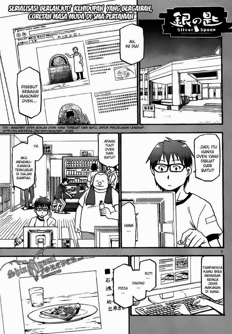 Dilarang COPAS - situs resmi www.mangacanblog.com - Komik silver spoon 009 - musim semi 9 10 Indonesia silver spoon 009 - musim semi 9 Terbaru |Baca Manga Komik Indonesia|Mangacan