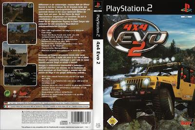 Baixar 4x4 Evo 2: PS2 Download games grátis