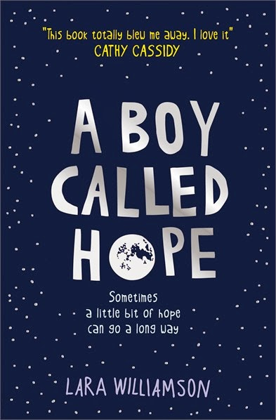 The Book Zone Review A Boy Called Hope By Lara Williamson