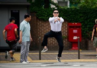 PSY - Gangnam style  Versuri engleza
