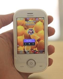 harga Nexian Tap NX-G868-1