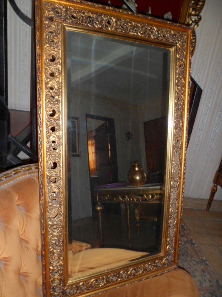 Antiguedades en cordoba argentina espejo antiguo biselado - Muebles antiguos cordoba ...