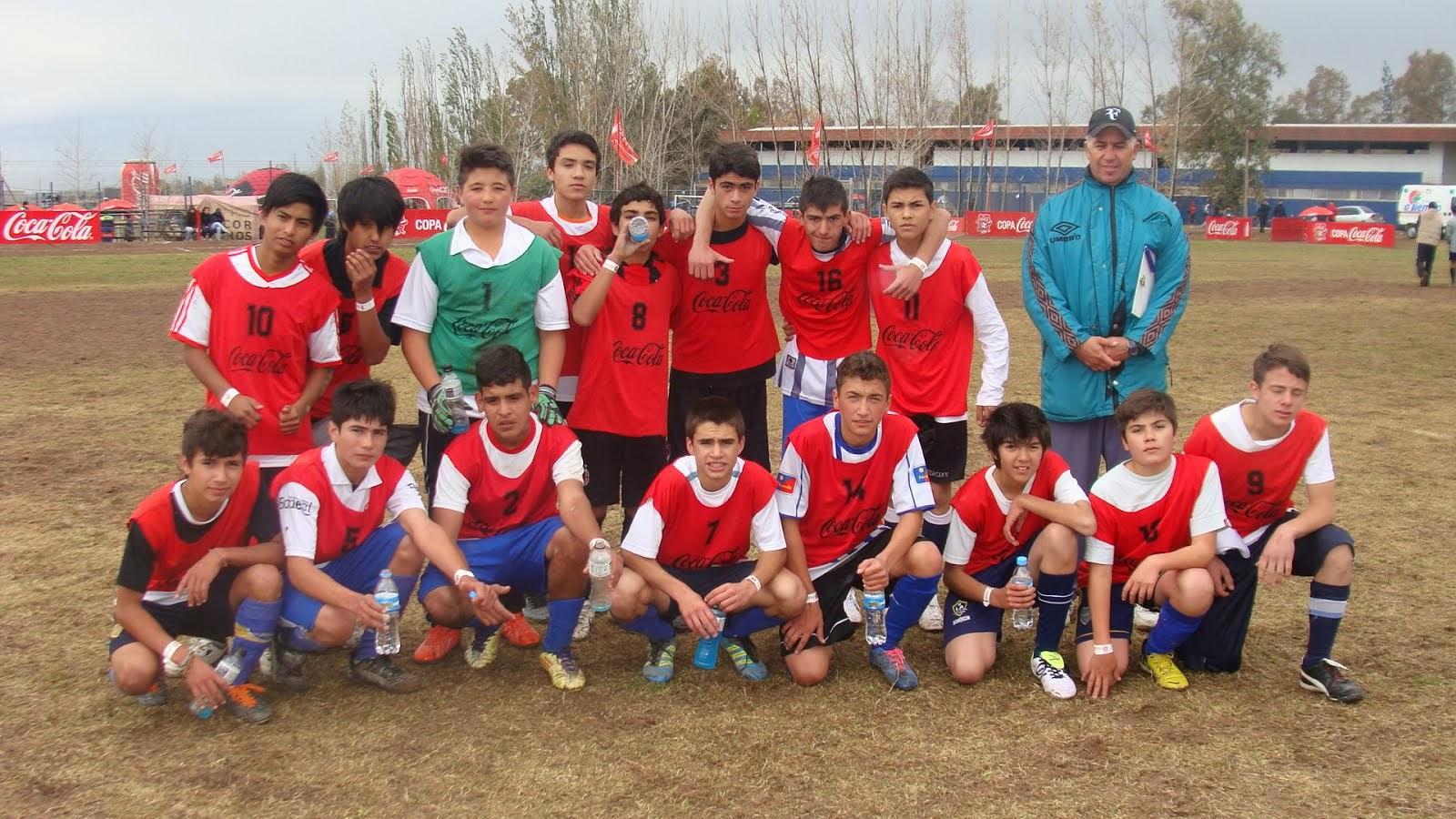 COPA COCA - COLA 2013