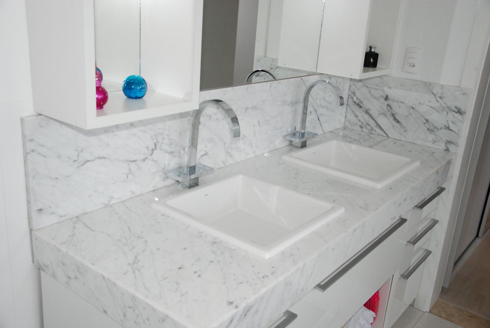 Marmore branco Carrara Marmoraria MPK #146A96 1600x1071 Bancada De Banheiro Em Marmore Carrara
