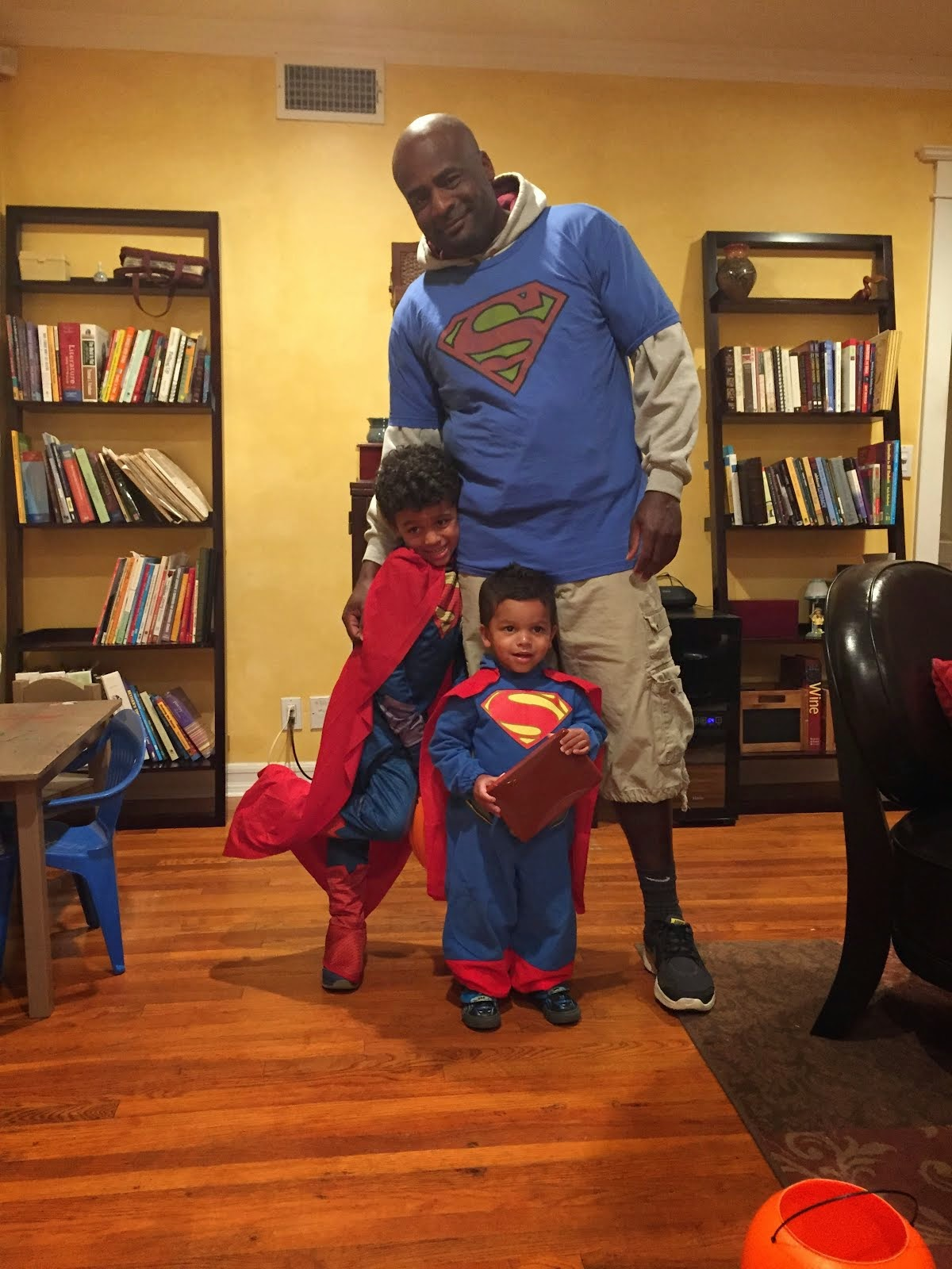 My Super Men!