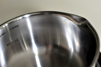 1-Quart Stainless Steel Saucier by Emeril for JCPenney - Photo by Michelle Judd of Taste As You Go