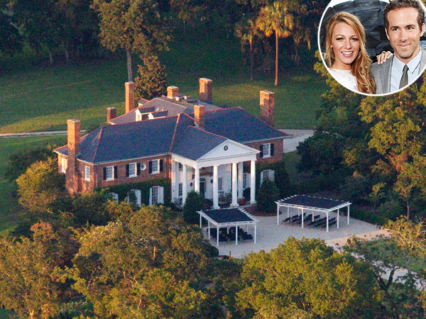 Ryan Reynolds and Blake Lively House