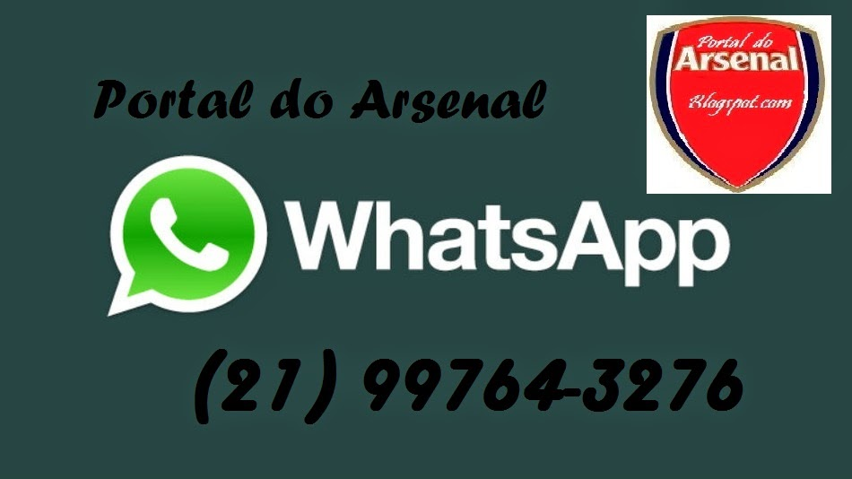 WhatsApp       Portal do Arsenal