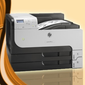 HP LaserJet Enterprise 700 M712n Business Printer with Network and Security Features