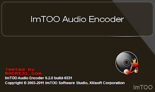 ImTOO Audio Encoder v6.2.0.0331 + Serial 1