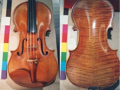 Secrets of Stradivarius Violin