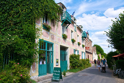 Giverny, France www.thebrighterwriter.blogspot.com
