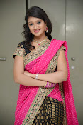Sandeepthi Gorgeous in Designer Saree-thumbnail-10