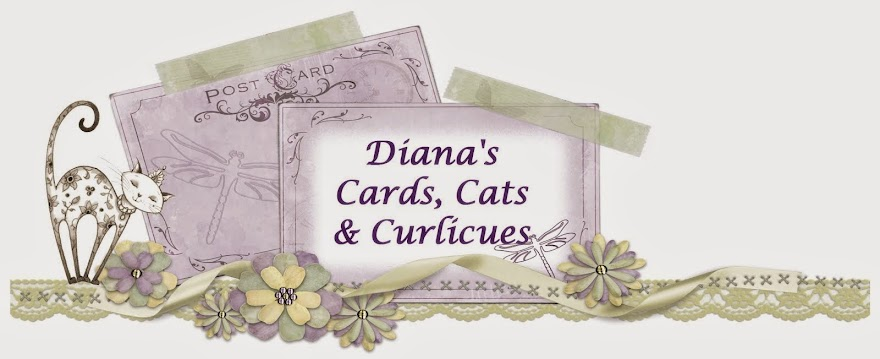 Diana's Cards, Cats & Curlicues