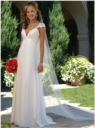 Maternity Wedding Gown ~ The Wedding Dresses
