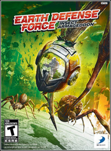 Download Earth Defense Force: Insect Armageddon PC Completo + Crack 2011