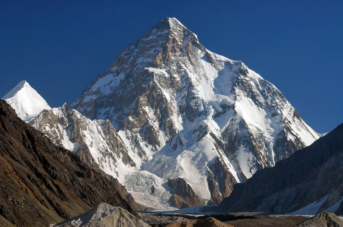 K2 highest mountain in the world Beautiful Nature Images And Wallpapers