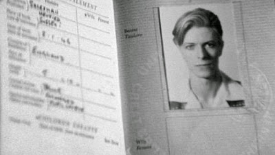 Passport David bowie