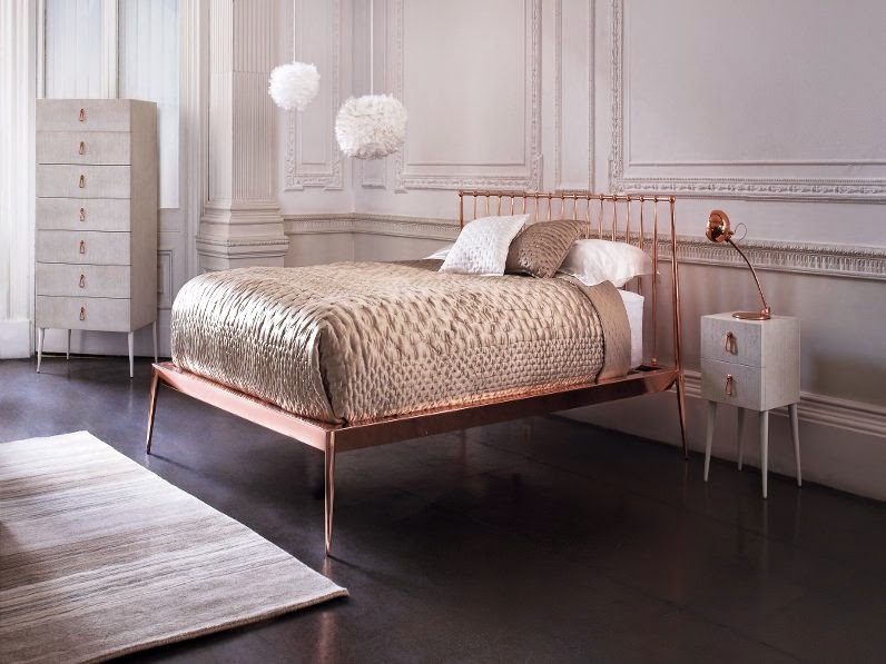 Gibson girl for Bedroom ideas rose gold