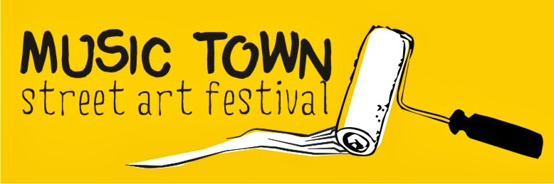Music Town Street Art Fest