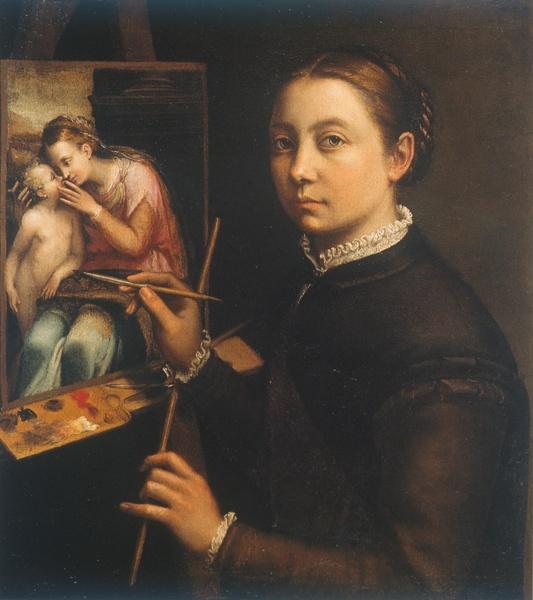 Vida de Sofonisba Anguissola