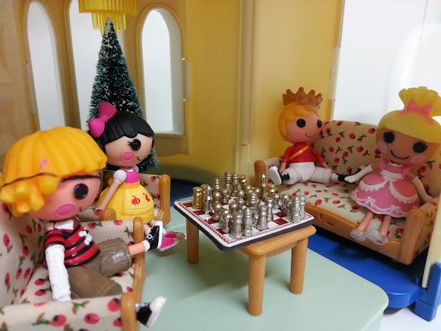 Lalaloopsy Doll House Furniture