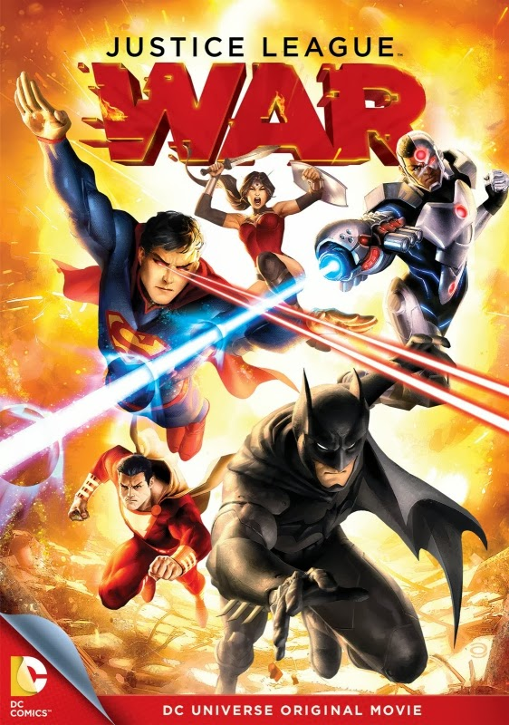 Regarder Justice League: War en streaming