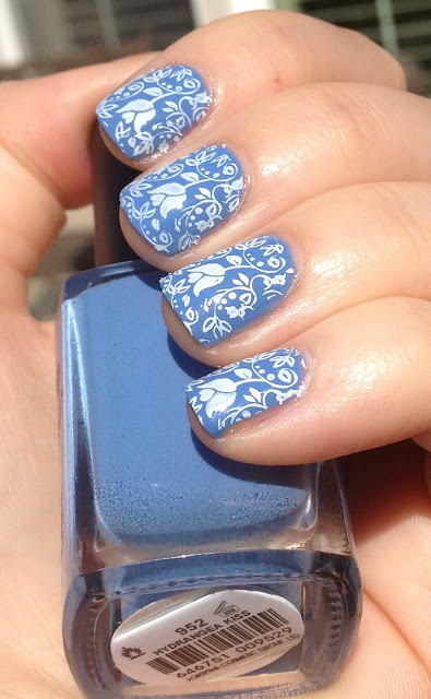 Color Club Hydrangea Kiss