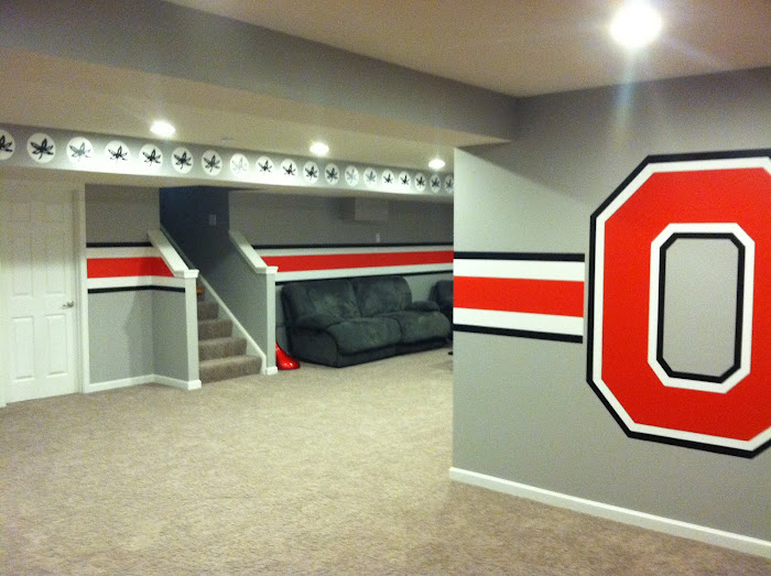 Wolf creations for Ohio state bedroom paint ideas