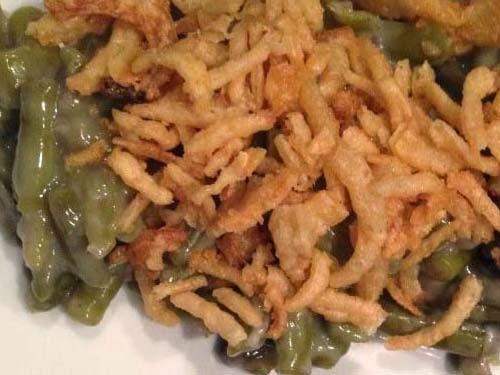 Easy Green Beans Casserole