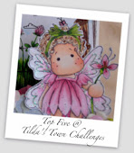 Top 5 - For You..Happy princess Tilda card