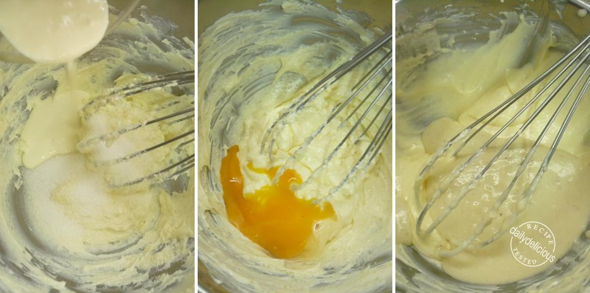 Cheese Cake Sour Cream Recipe