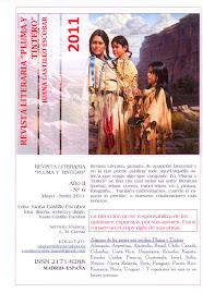 """Nº 6 - Año II - Revista Literaria """"Pluma y Tintero"""""""